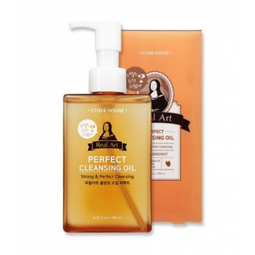 Huile Démaquillante Layering Real Art Cleansing Oil Perfect