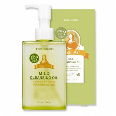 Huile Démaquillante Layering Real Art Cleansing Oil Mild