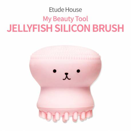 Brosse en Silicone My Beauty Tool Exfoliating Jellyfish
