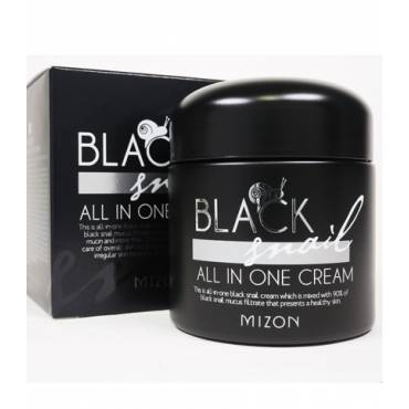 MIZON Crème Escargot Black Snail All in One Repair Cream