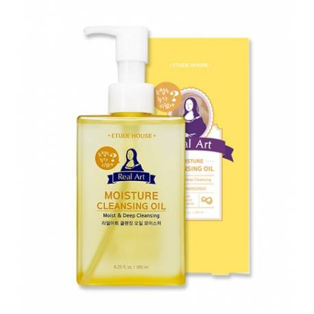 Huile Démaquillante Layering Real Art Cleansing Oil Moisture