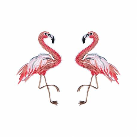 Patch Flamand Rose