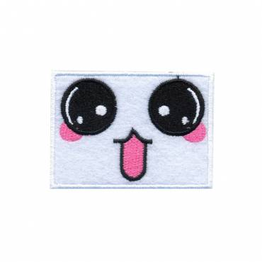 Patch Kawaii Visage Kawaii