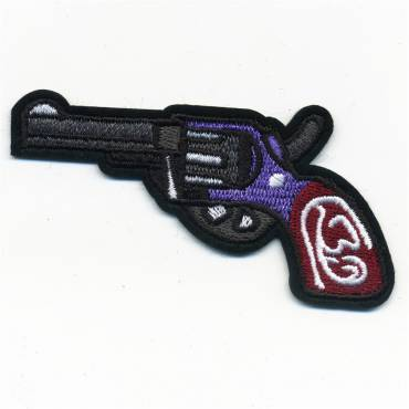 Patch Pistolet Rock