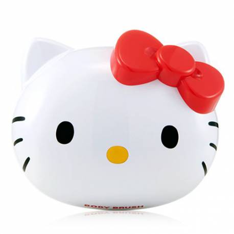 Brosse pour le corps HELLO KITTY