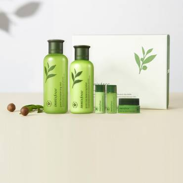 INNISFREE Coffret Green Tea Balancing Ex