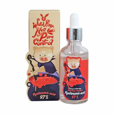 Sérum Hydratant 97% Acide Hyaluronique Witch Piggy Hell Pore Control