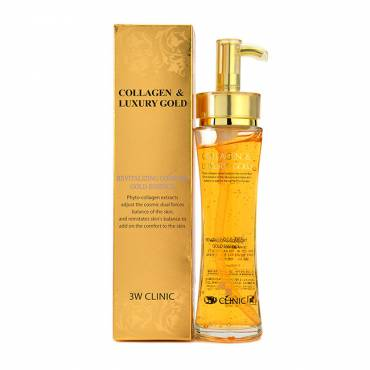 W3 CLINIC Essence Collagène Luxury Gold