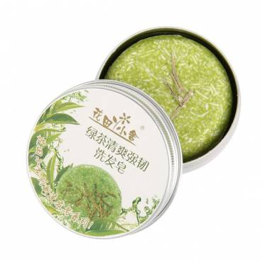 Shampoing Eco Solide Thé Vert
