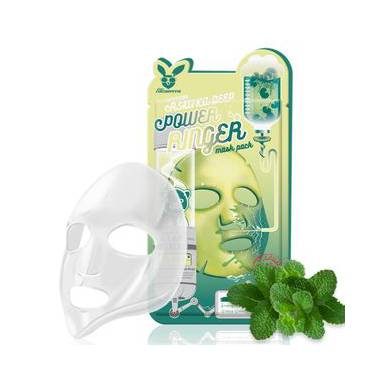 Masque Tissu Centella Asiatica Deep Power Ringer