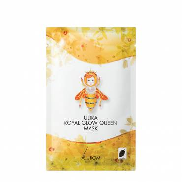 A. by BOM Masque Ultra Royal Glow Queen Mask