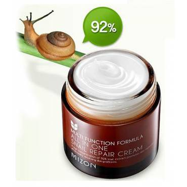 MIZON Crème Escargot All in One Repair Cream