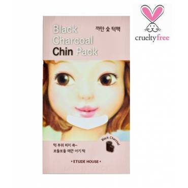 ETUDE HOUSE Patch anti Points Noirs Charbon - Menton