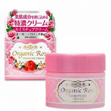 Gel Raffermissant à la Rose Biologique Skin Conditioning