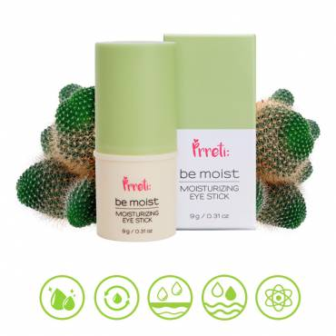 Be Moist Stick Cactus Contour des Yeux