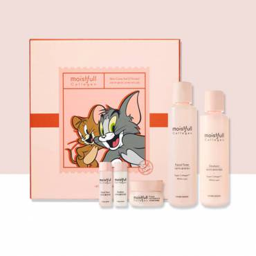 Coffret Lucky Together Moistfull Skin Care Collagen