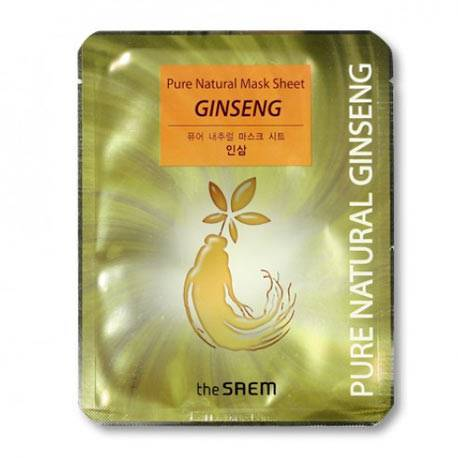 Masque Nourrissant Ginseng Pure Natural