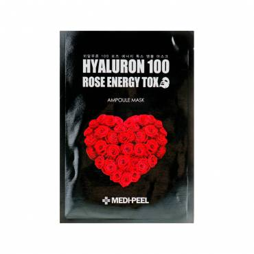 Masque Expert Anti-rides Hyaluronique Rose Energy Tox